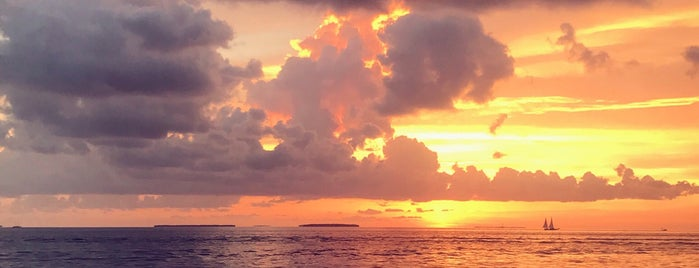 Fort Zachary Taylor Historic State Park is one of The 15 Best Places for Sunsets in Key West.