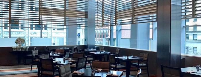 Habitat Restaurant is one of Tempat yang Disukai Marissa.