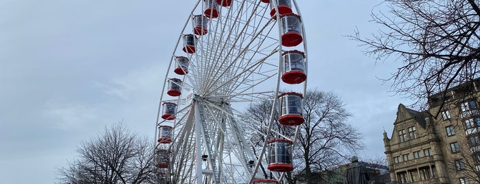 The Giant Wheel is one of SCOT.