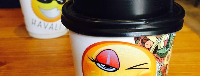 Brew Mood Coffee&Tea is one of Hacer'in Beğendiği Mekanlar.