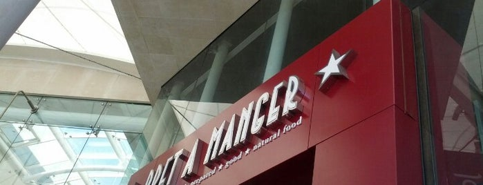 Pret A Manger is one of Southampton.