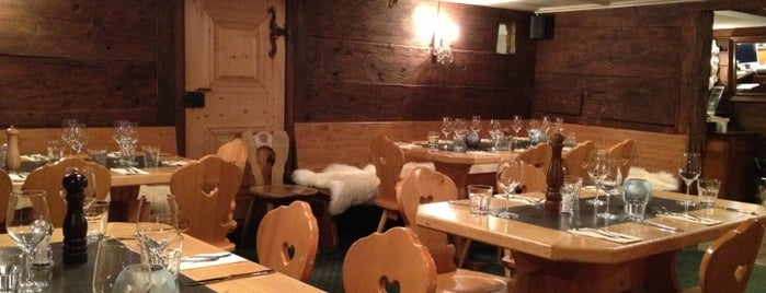 Restaurant Alte Post is one of Davos.