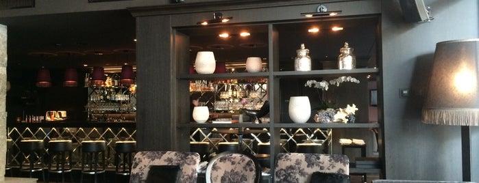 Hotel Grischa - Pulsa Bar & Lounge is one of Tempat yang Disimpan Christine.