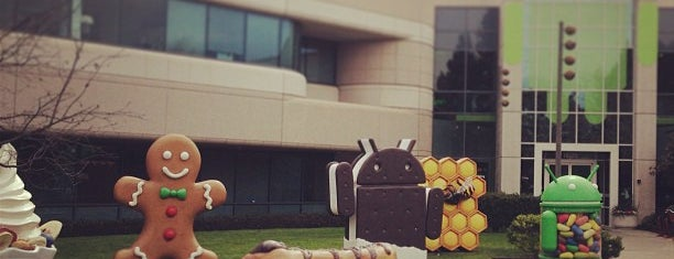 Google Android Camp is one of Bay Area Exploration Ideas.