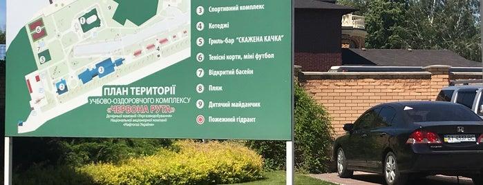 Бассейн Hotel Platium is one of Бассейны в Киеве и рядом.