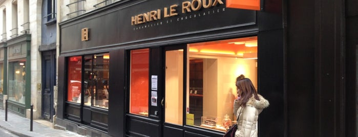 Henri Le Roux is one of Weekend in Paris.