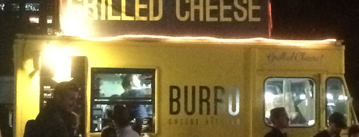 Burro Artisan Grilled Cheese is one of Lieux sauvegardés par LaLa.