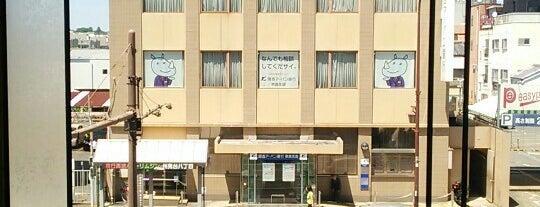 関西アーバン銀行 奈良支店 is one of 送水口BINGO.
