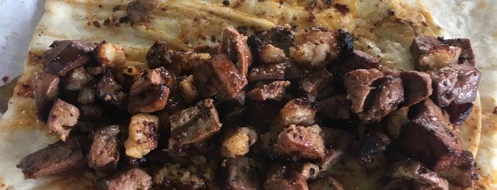 Ciğerci Arapoğlu is one of Şanlıurfa Gastronomi Turu.