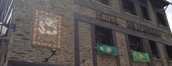 Hotel Vall Ferrera is one of Restaurantes Lleida!!!!.