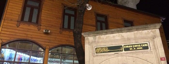 Çoban Çavuş Camii is one of 1-Fatih to Do List | Spiritüel Merkezler.