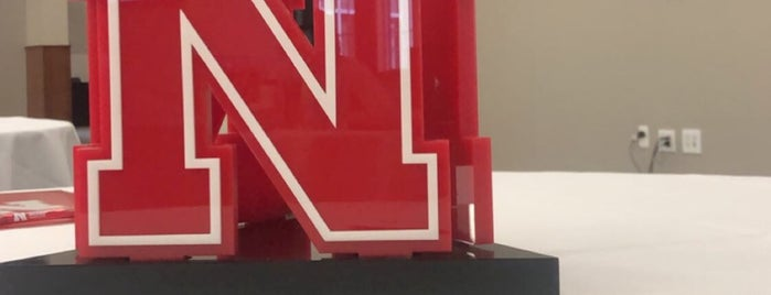 Nebraska Innovation Campus is one of Lugares favoritos de Glenn.