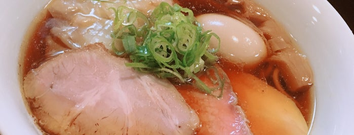 Ramen Sugimoto is one of Hide 님이 저장한 장소.
