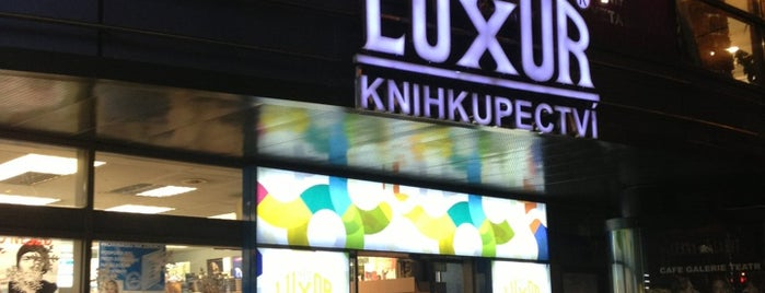 Knihkupectví Neoluxor is one of Books everywhere I..