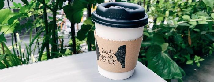 Social Good Roasters 千代田 is one of Tokyo.