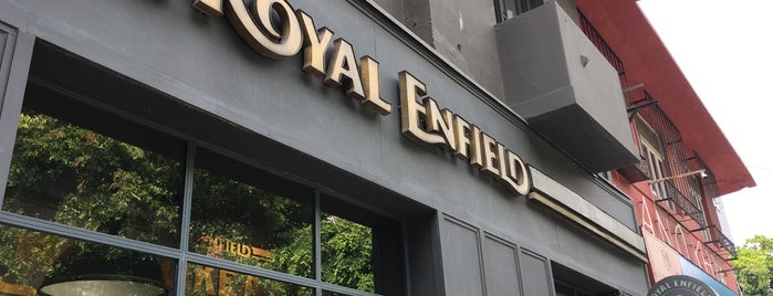 Royal Enfield is one of India.