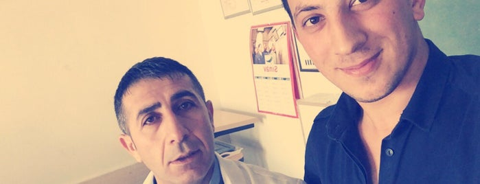 Gölbaşı Sınav Dershanesi is one of สถานที่ที่ TC Cazım ถูกใจ.