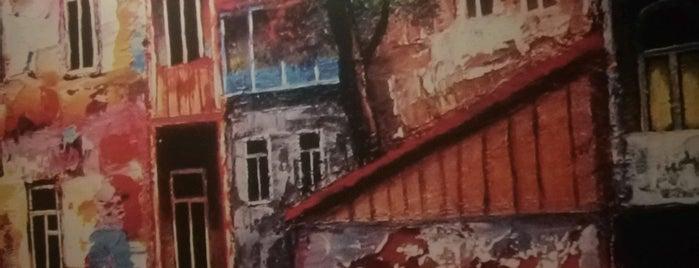 Ресторан грузинской кухни Хинкали на Оболони is one of สถานที่ที่ Fred ถูกใจ.