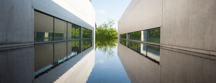 Pulitzer Arts Foundation is one of 2017 City Guide: Saint Louis.