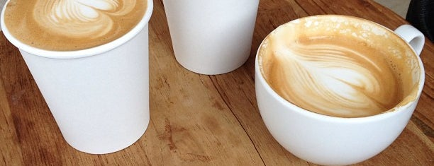 Primo Passo Coffee Co. is one of Doing LA right.