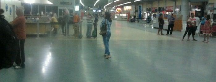 Aeroporto Internacional de Manaus / Eduardo Gomes (MAO) is one of Free WiFi Airports 2.