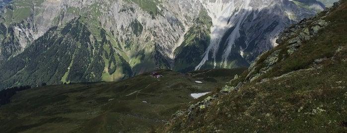 Kaltenberghütte is one of der unterschlupf.