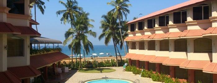 Uday Samudra Beach Hotel is one of Locais curtidos por Jason.
