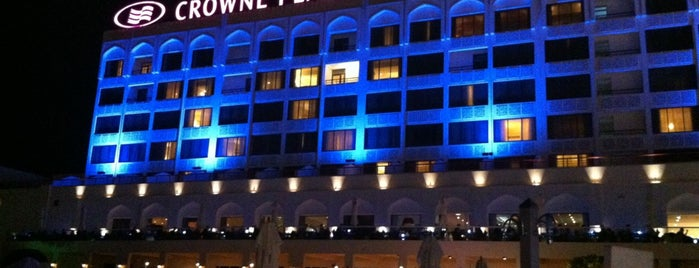 Crowne Plaza is one of Where to go in Oman.