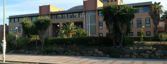UMA - Campus de Teatinos is one of Málaga.