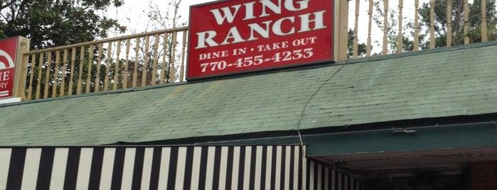 Wing Ranch is one of Lugares favoritos de Kevin.
