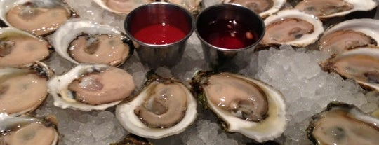 Oyster House is one of Philly.