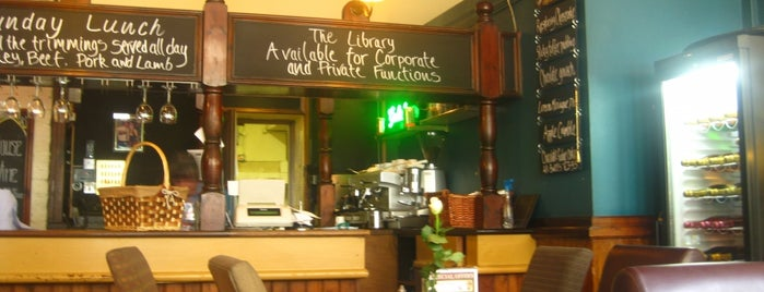 The English Lounge is one of Manchester to-do.