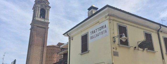 Trattoria Dell'autista di Gobbi is one of Food/Restaurant ecc.