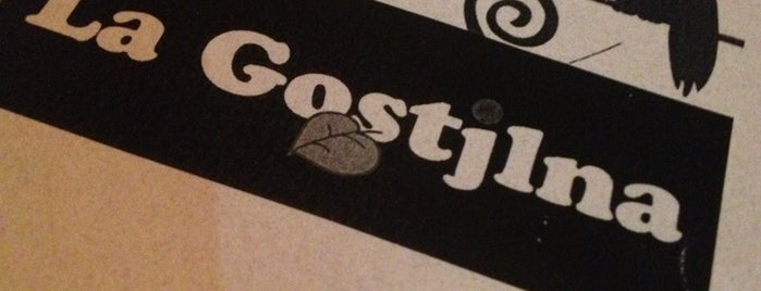 La Gostjlna is one of Hipsterland.