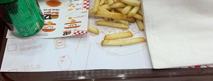 12 Burger is one of Riyadh 2019.