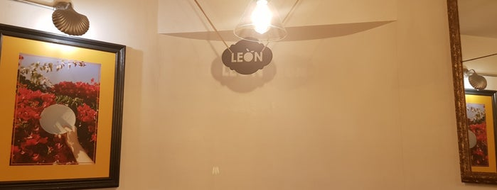 Leon is one of Lieux qui ont plu à Adam.