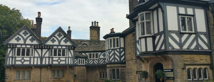 Smithills Hall and Estate is one of Greater Manchester Attractions.