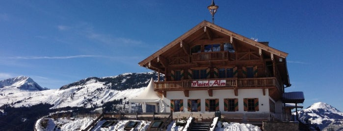 Maierl Alm & Chalets is one of Gregor 님이 좋아한 장소.