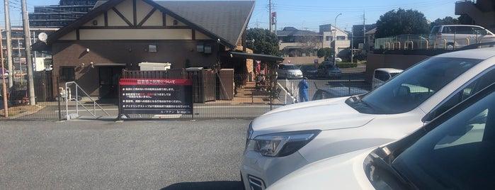 石窯パン工房ル・マタン 稲毛小中台店 is one of Stuartさんの保存済みスポット.