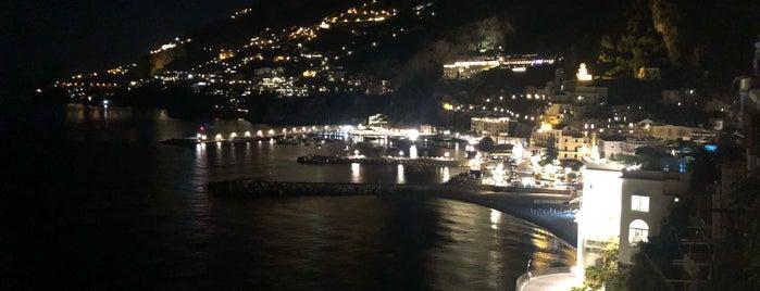 Hotel Luna Convento is one of Amalfi.