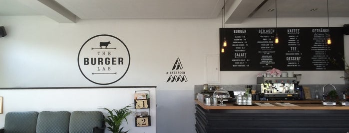 The Burger Lab is one of To-visit in Hamburg.
