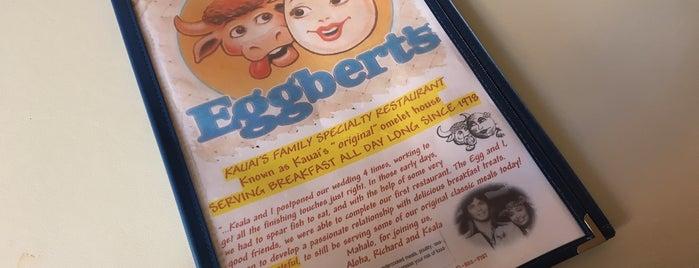 Eggberts is one of Kaui.