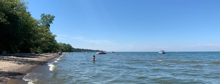 Durand Eastman Beach is one of Places to check out in Rochester.
