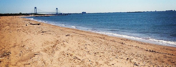 New Dorp Beach Park is one of Panoramic View.