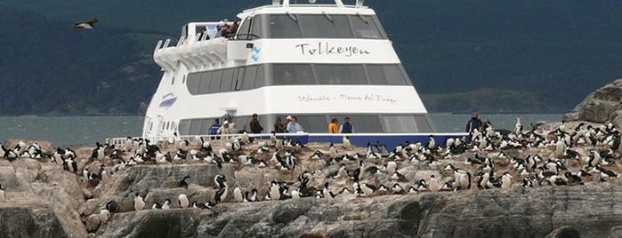 Tolkeyen Patagonia Turismo is one of Ushuaia.