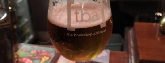 The Bookshop Alehouse is one of Locais curtidos por Carl.