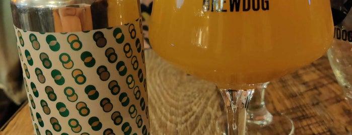 BrewDog Soho is one of London - Drink.