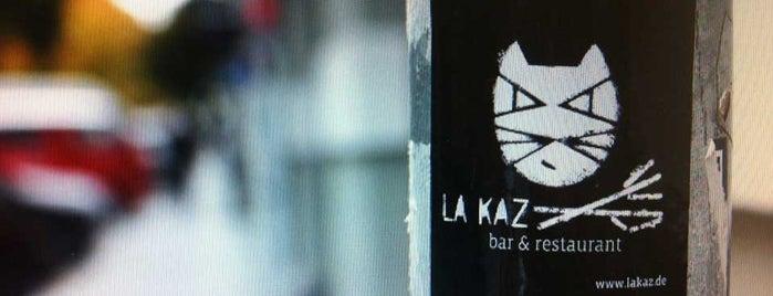 LA KAZ is one of Essen gehen nach der Arbeit (beste Restaurants).