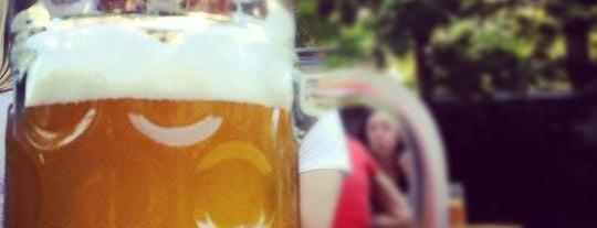 Muffathalle Biergarten is one of Essen gehen nach der Arbeit (beste Restaurants).
