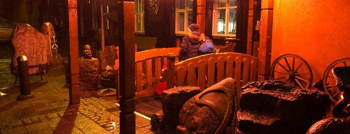 Hotel Viking is one of Orte, die Thomas gefallen.